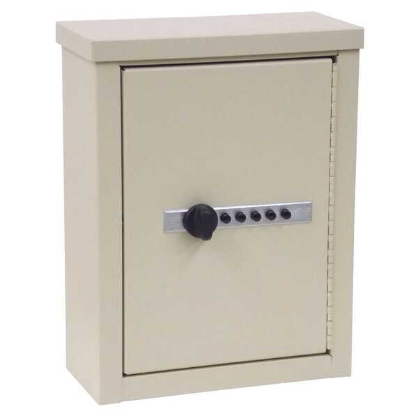 9 W x 12 H Wall Mounted Cabinet by Omnimed