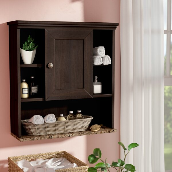 Millersburg 23.31 W x 24.57 H Wall Mounted Cabinet by Andover Mills
