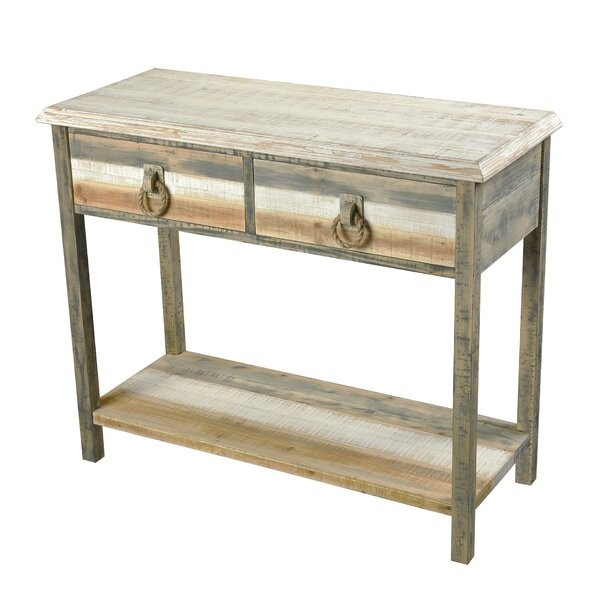 Sanderson Console Table by Rosecliff Heights