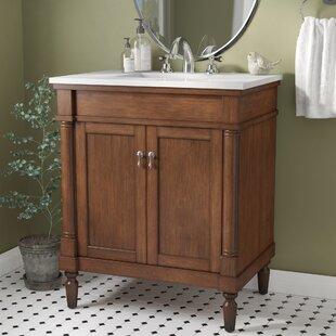 Buy clear Mcnulty 30 Single Bathroom Vanity Set ByBreakwater Bay