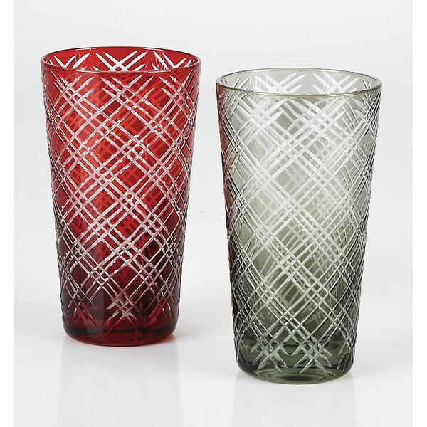 Monceau Highball Glass (Set of 4) by IMPULSE!