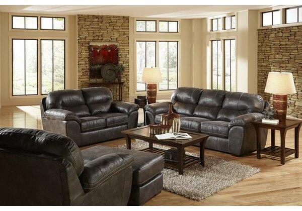 Acadian Sleeper Configurable Living Room Set by Red Barrel Studio