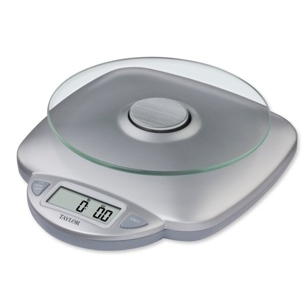 Digital Kitchen Scale (Set of 6) by Taylor