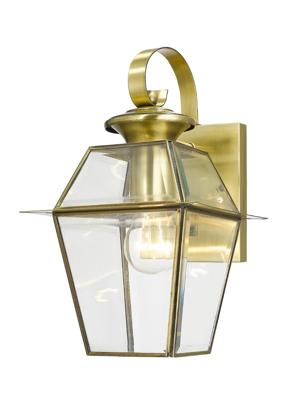 Orchard Lane 1 Light Outdoor Wall Lantern