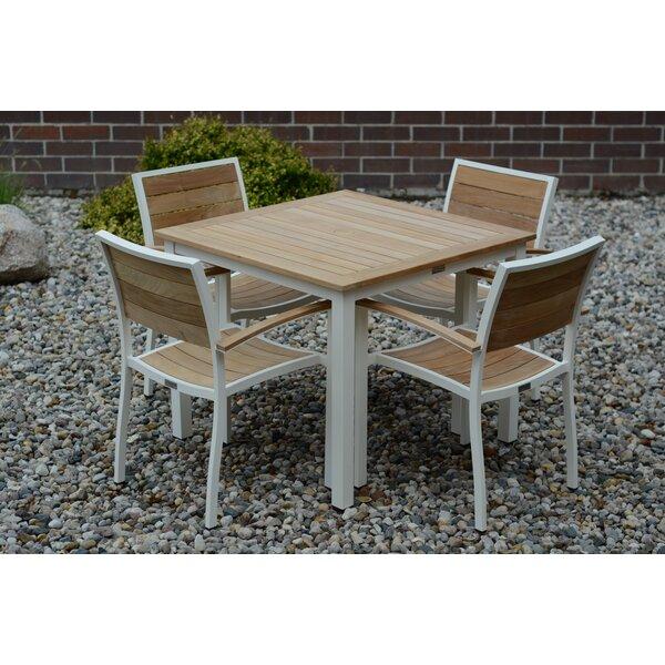 Soho Teak Dining Table by Three Birds Casual