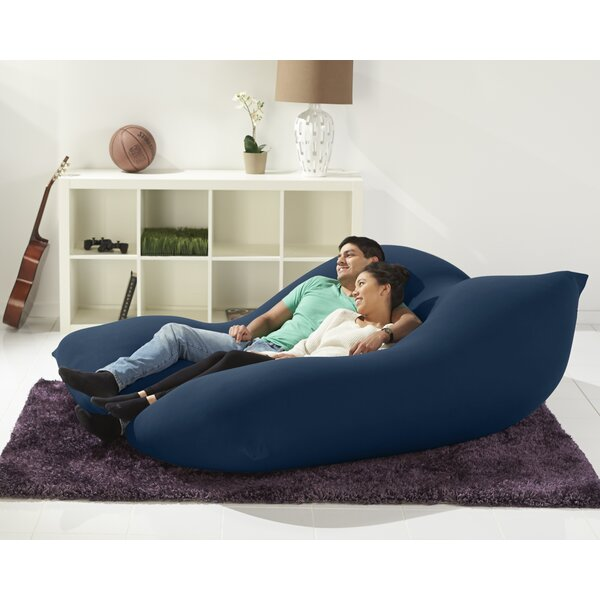 Double Bean Bag Sofa by Yogibo