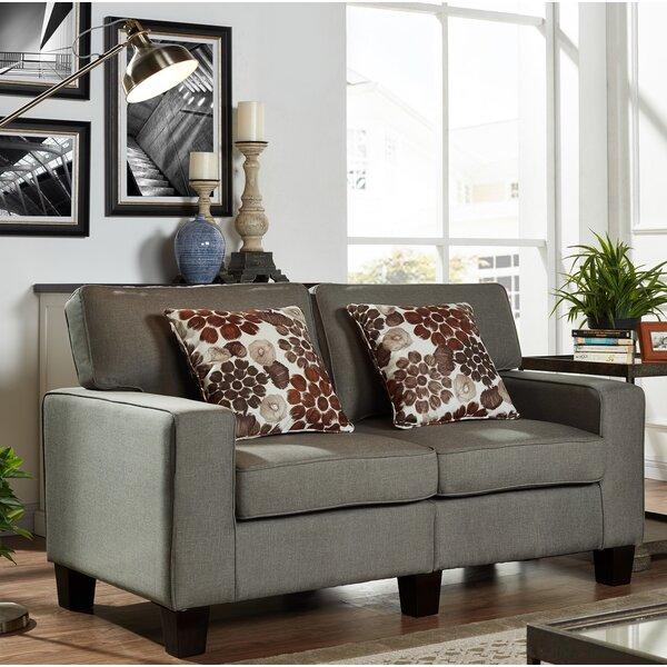 Bulwell King Loveseat by Ebern Designs