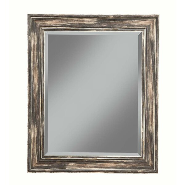 Presley Polystyrene Framed Accent Mirror by Union Rustic