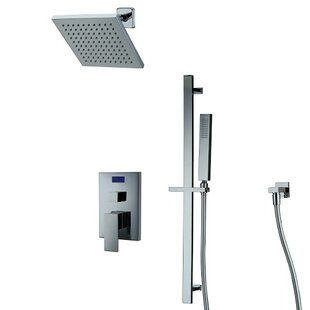 Compare prices Dual Function Shower Faucet Lever Handle BySumerain International Group
