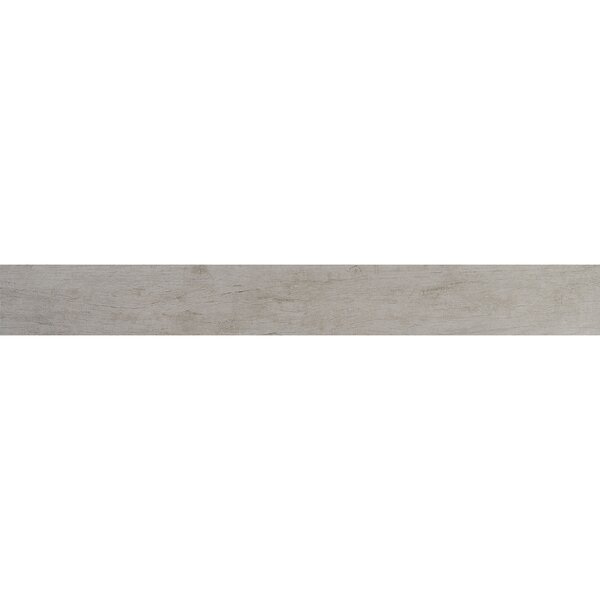 Season Wood 6 x 48 Porcelain Wood Look Tile in Snow Pine by Daltile