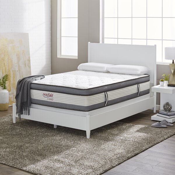 Wayfair Sleep Medium Hybrid Mattress by Wayfair Sl