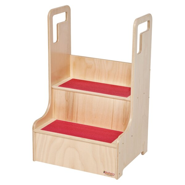 Clarendon Step Stool by Symple Stuff