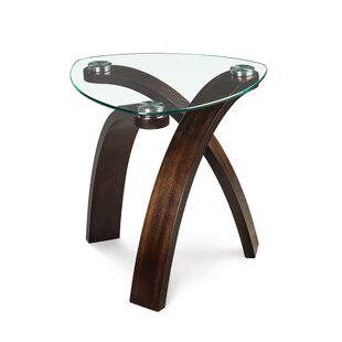 Inexpensive Fairborn End Table by Wade Logan
