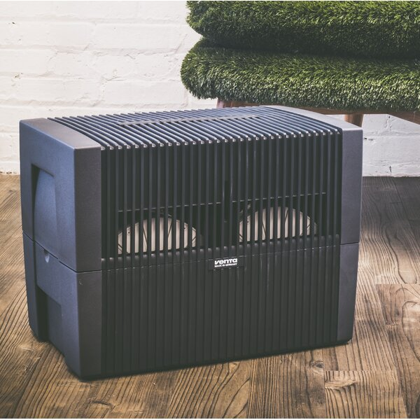 Airwasher 3 Gal. Evaporative Console Humidifier by