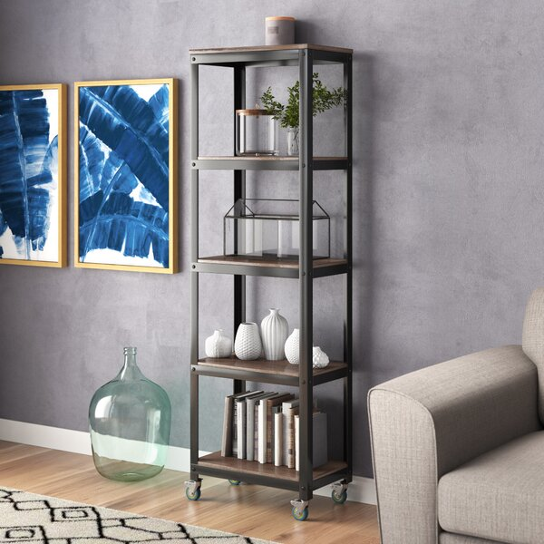 Centralia Etagere Bookcase By Wrought Studio