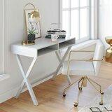 Modern & Contemporary White Desks You\'ll Love in 2019 | Wayfair