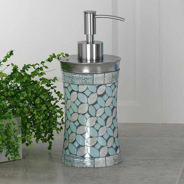 Allsop Lotion Dispenser by Highland Dunes