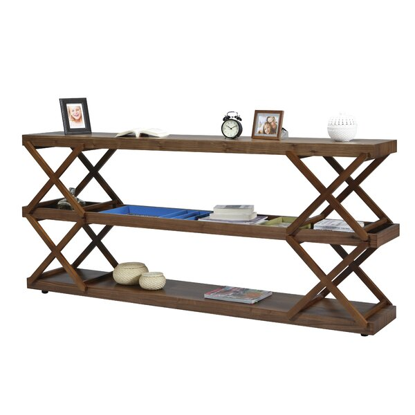 Finnley Sub Module Etagere Bookcase by Gracie Oaks