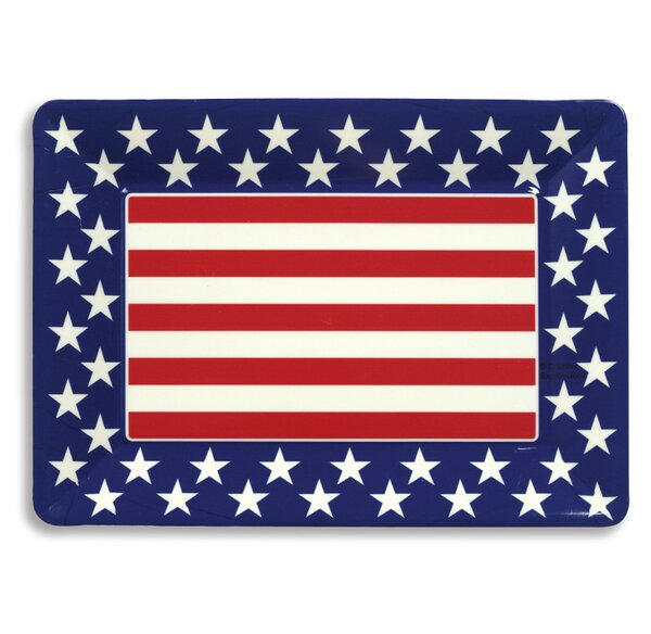 Patriotic Tray by Creative Converting
