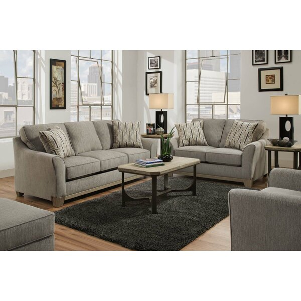Dora Configurable Living Room Set by Millwood Pines