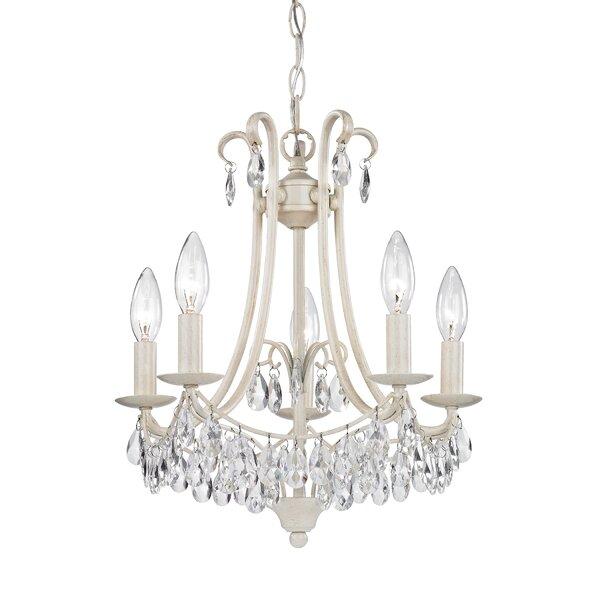 Bilertine 5-Light Chandelier by House of Hampton