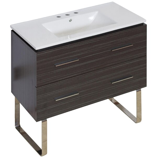 Kyra 36 Single Bathroom Vanity by Orren Ellis