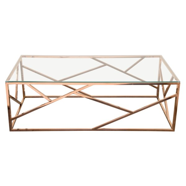 Heitman Coffee Table by Diamond Sofa