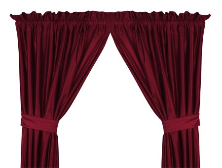NFL Arizona Cardinals Window Treatment Set (Set of 2) by Sports Coverage Inc.