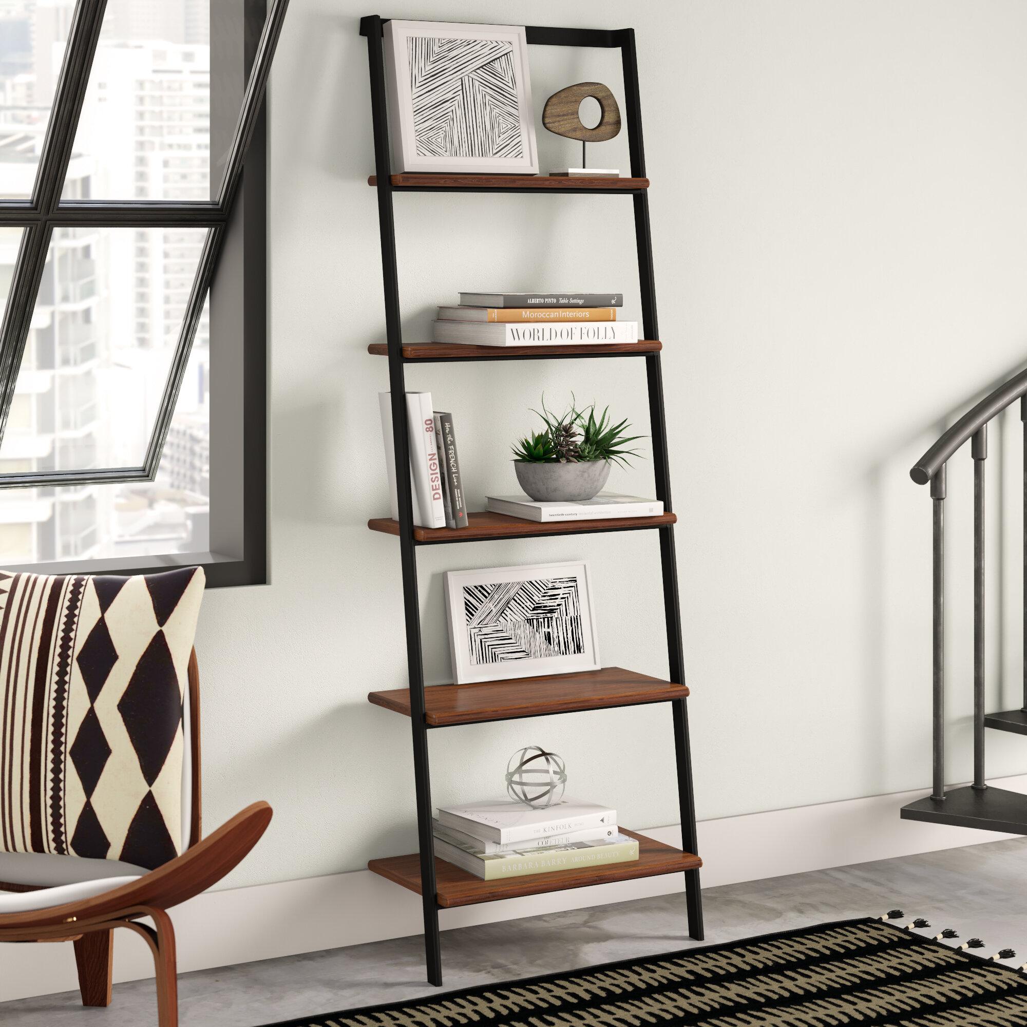 Studio Ladder Bookcase