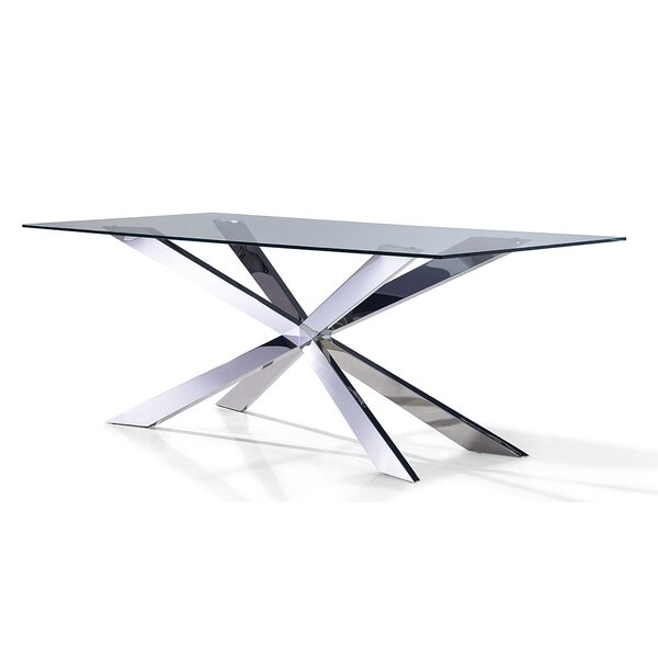 Felix Dining Table by Orren Ellis