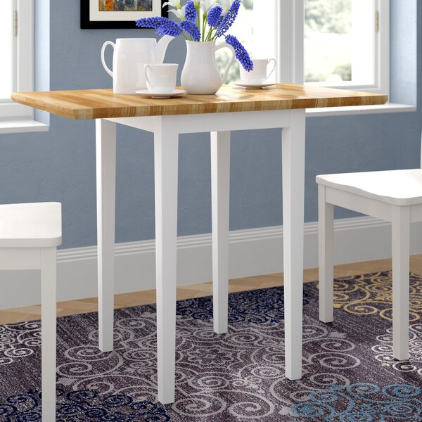Brookhurst Solid Wood Dining Table by Andover Mills