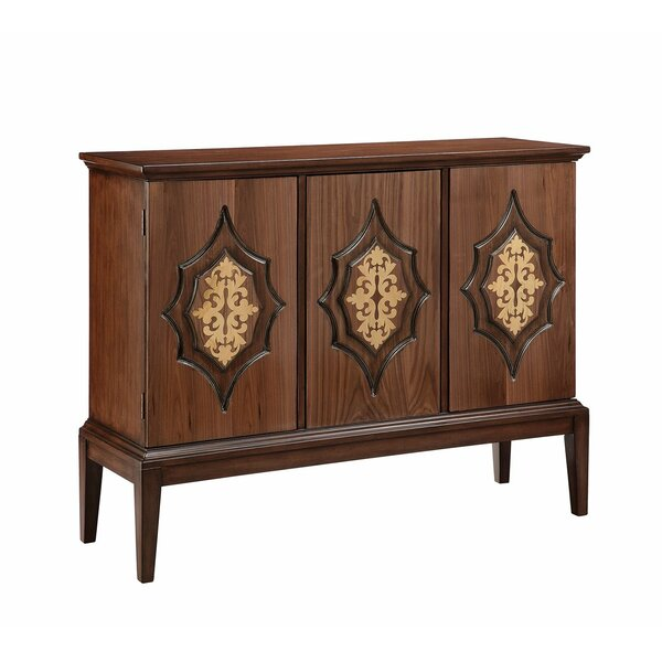 3-door Cabinet by World Menagerie World Menagerie