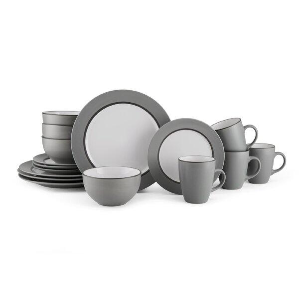 Grayson 16 Piece Dinnerware Set by Pfaltzgraff