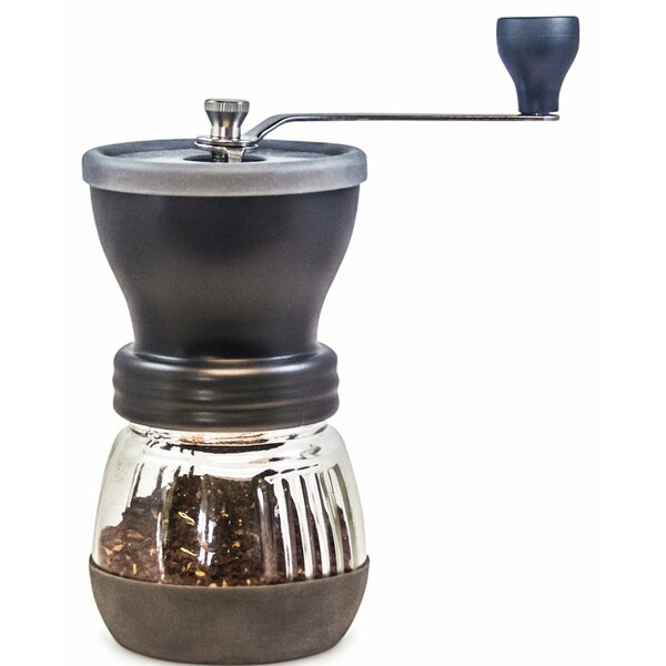 Barista Series Manual Burr Coffee Grinder by Khaw-Fee