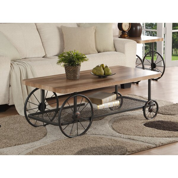 Lynmouth Coffee Table by Williston Forge