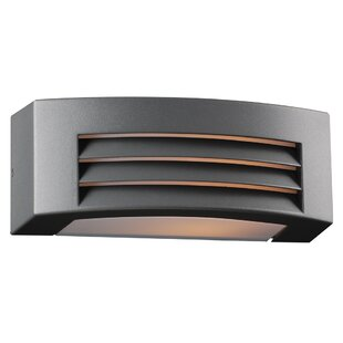 Great choice Knutsford 1-Light Outdoor Flush Mount By Ebern Designs