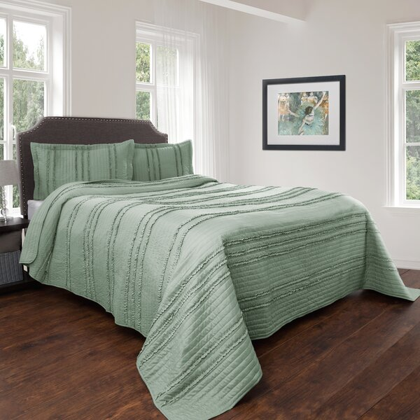 Ketterer Ruffle Quilt Set by Ophelia & Co.