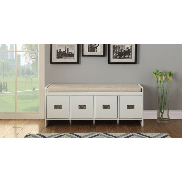 Daanyal Drawer Storage Bench
