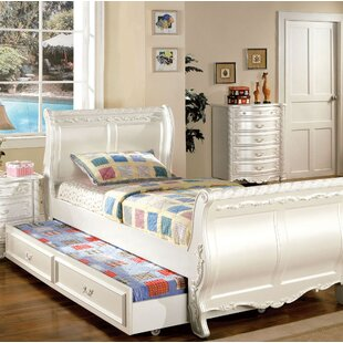 Price comparison Citlali Sleigh Bed By House of Hampton