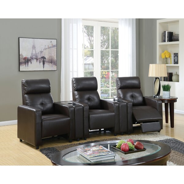 Salyers Home Theater Reclining Sectional By Ebern Designs Comparison