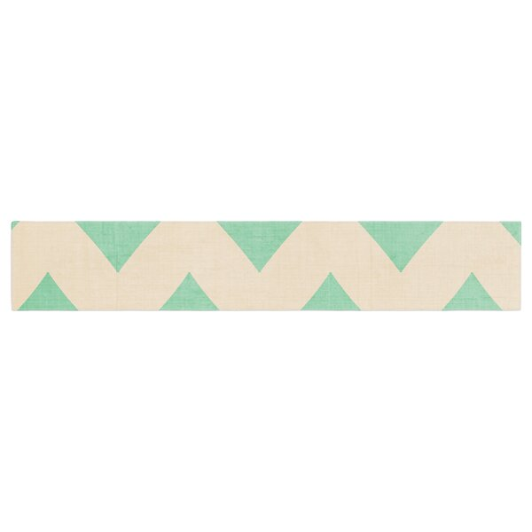Catherine McDonald Malibu Table Runner by East Urban Home