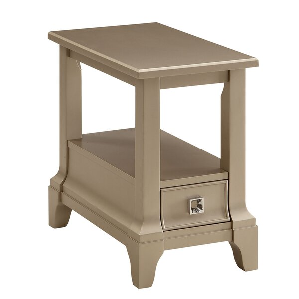 Efren End Table with Storage by Alcott Hill Alcott Hill