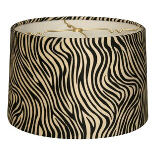 Savings 14 Linen Drum Lamp Shade By World Menagerie