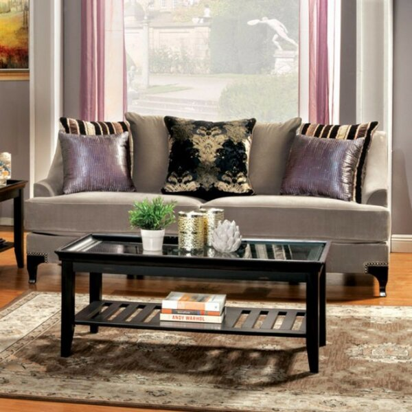 Bourbeau Sofa by Rosdorf Park