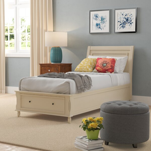 Parkridge Storage Platform Bed by Alcott Hill