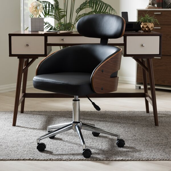 Brydon Desk Chair by George Oliver