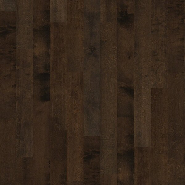 Whispering 5 Engineered Birch Hardwood Flooring in Morton by Shaw Floors