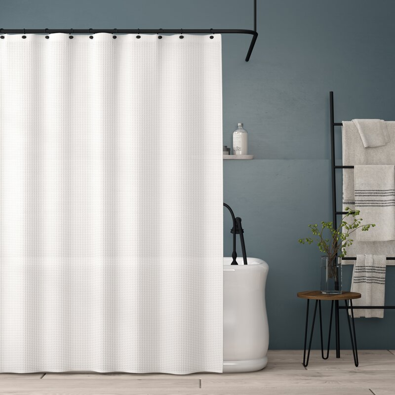 Simsbury Single Shower Curtain