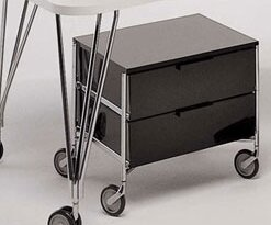 19.25 Mobil Storage Cabinet by Kartell