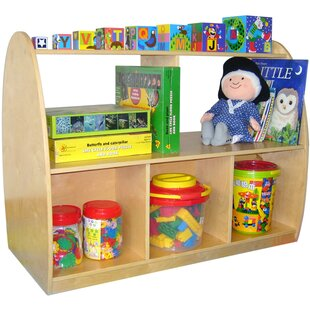 Two Sided Arch 30 Bookcase ByA+ Child Supply